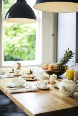 percy place breakfast