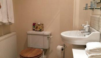pulteney apart toilet