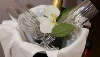 tasburgh champagne glasses