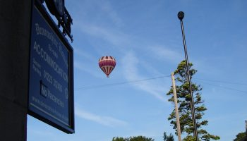 devonshire hot air