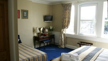 devonshire twin room
