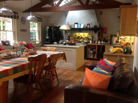 beech cottage kitchen diner