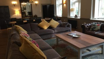 at the manor sofas