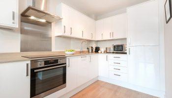 st george house kitchen