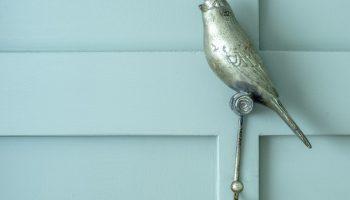 edgar bird knocker