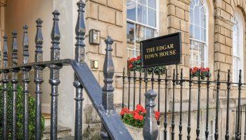 edgar entrance