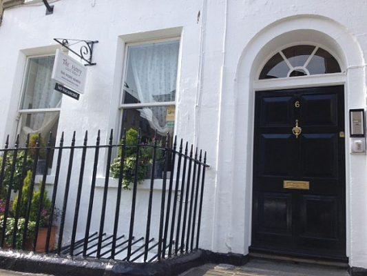 the henry front door