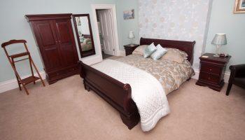 hawkins floral bed