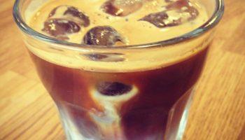 iced coffe cafe au lait