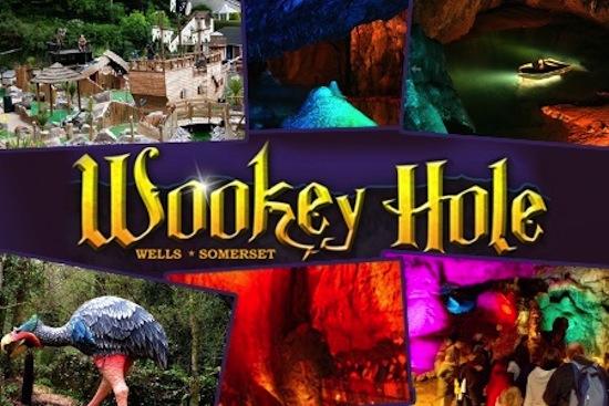 wookey hole logo