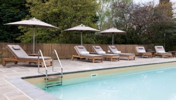 garden spa priory swimming pool