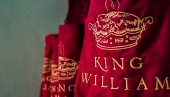 king william apron