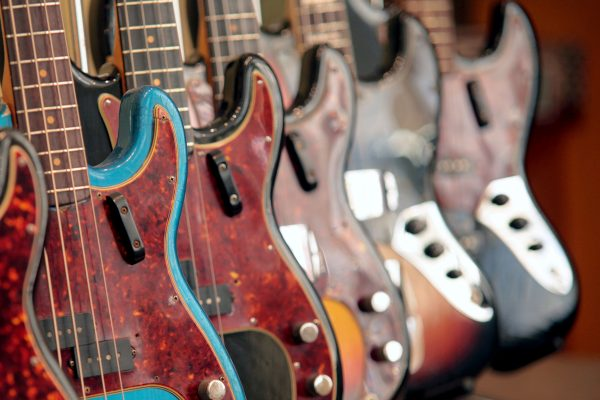 vintage and rare guitars
