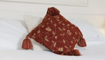 fishermans retreat cushion
