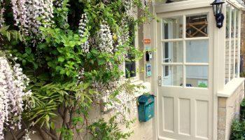 tucking mill wisteria door