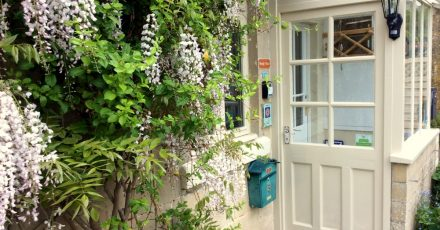 tucking mill wisteria door