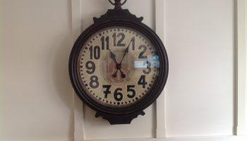 bath town house clock