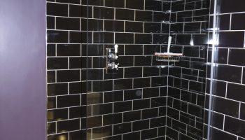 bath town house shower