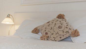 tucking mill cushion
