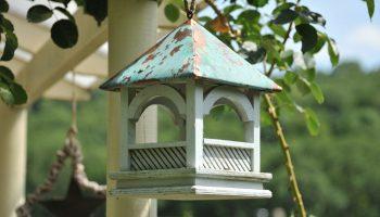 tucking mill bird feeder