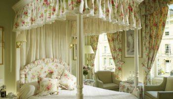 windsor townhouse bath floral