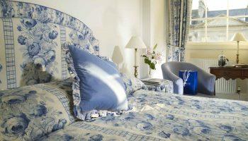 windsor bath blue bedroom