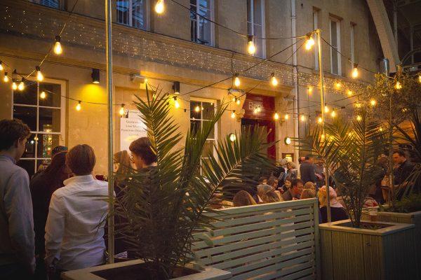 green park brasserie