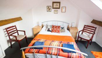 loft room orange