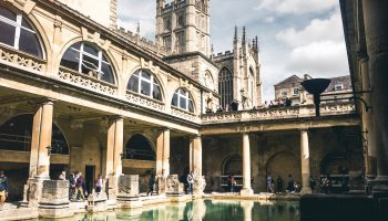 Rewards at Roman Baths