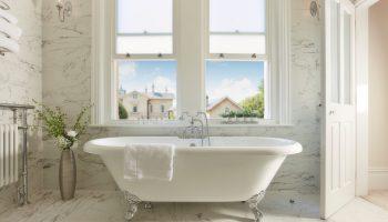 Bathen House Bathtub