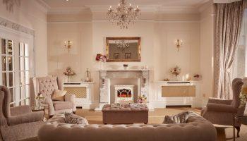 Lounge at Bathen House